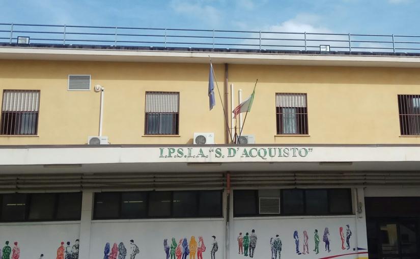 """OPEN DAY DEL """"SALVO D'ACQUISTO"""" DI BAGHERIA, ECCO LEDATE"""